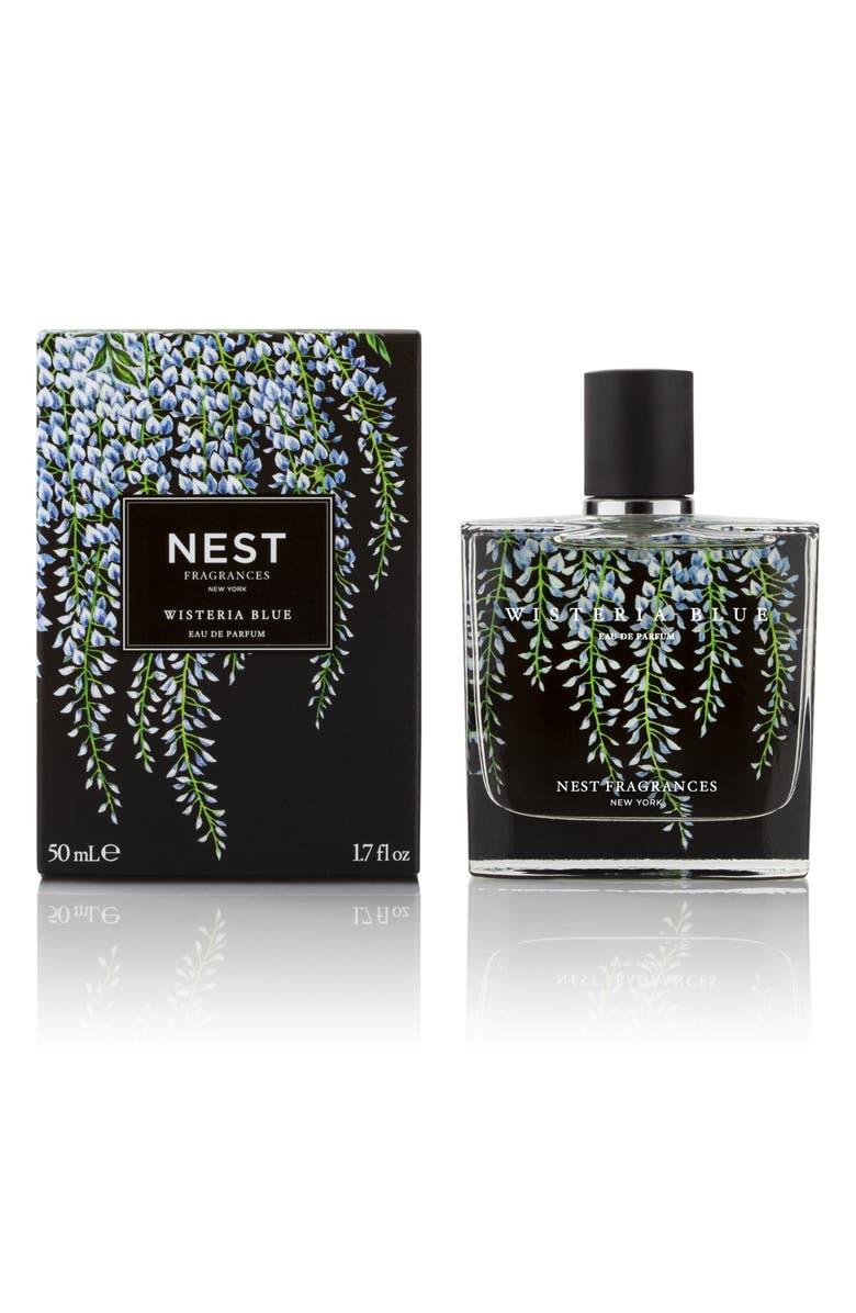 NEST FRAGRANCES Wisteria Blue Eau de Parfum Spray, Main, color, NO COLOR
