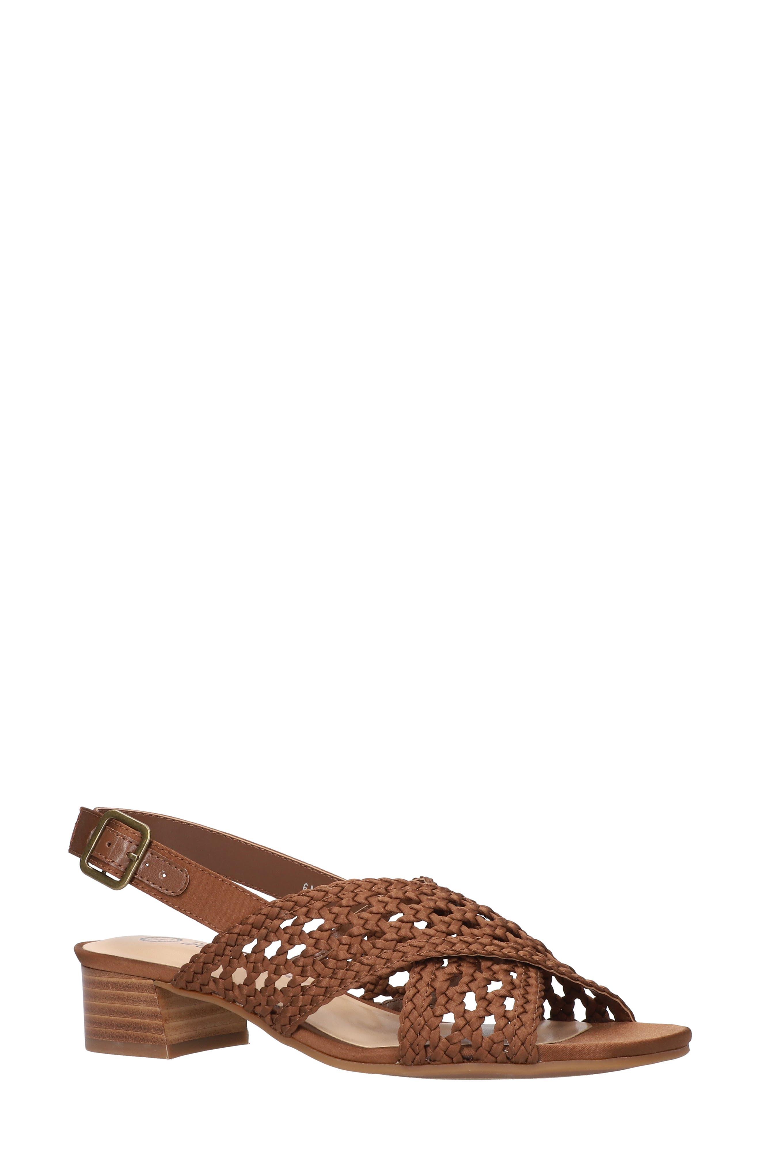 Zahara Slingback Sandal