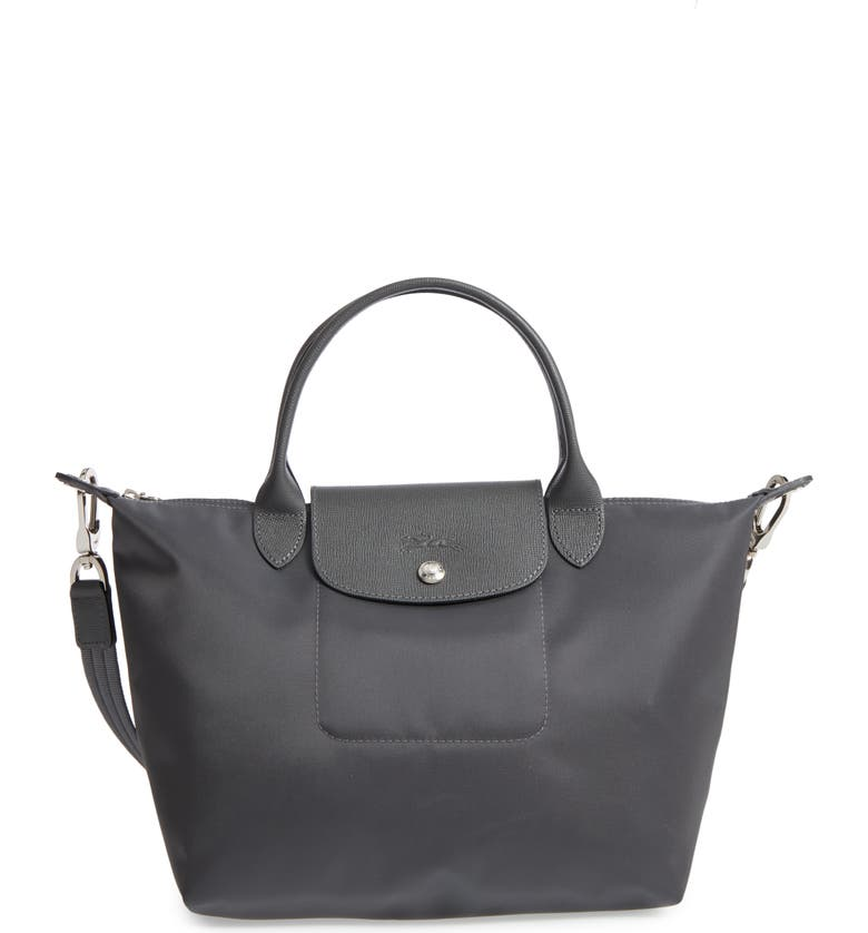 4e9aab8957 Longchamp 'Small Le Pliage Neo' Nylon Top Handle Tote | Nordstrom