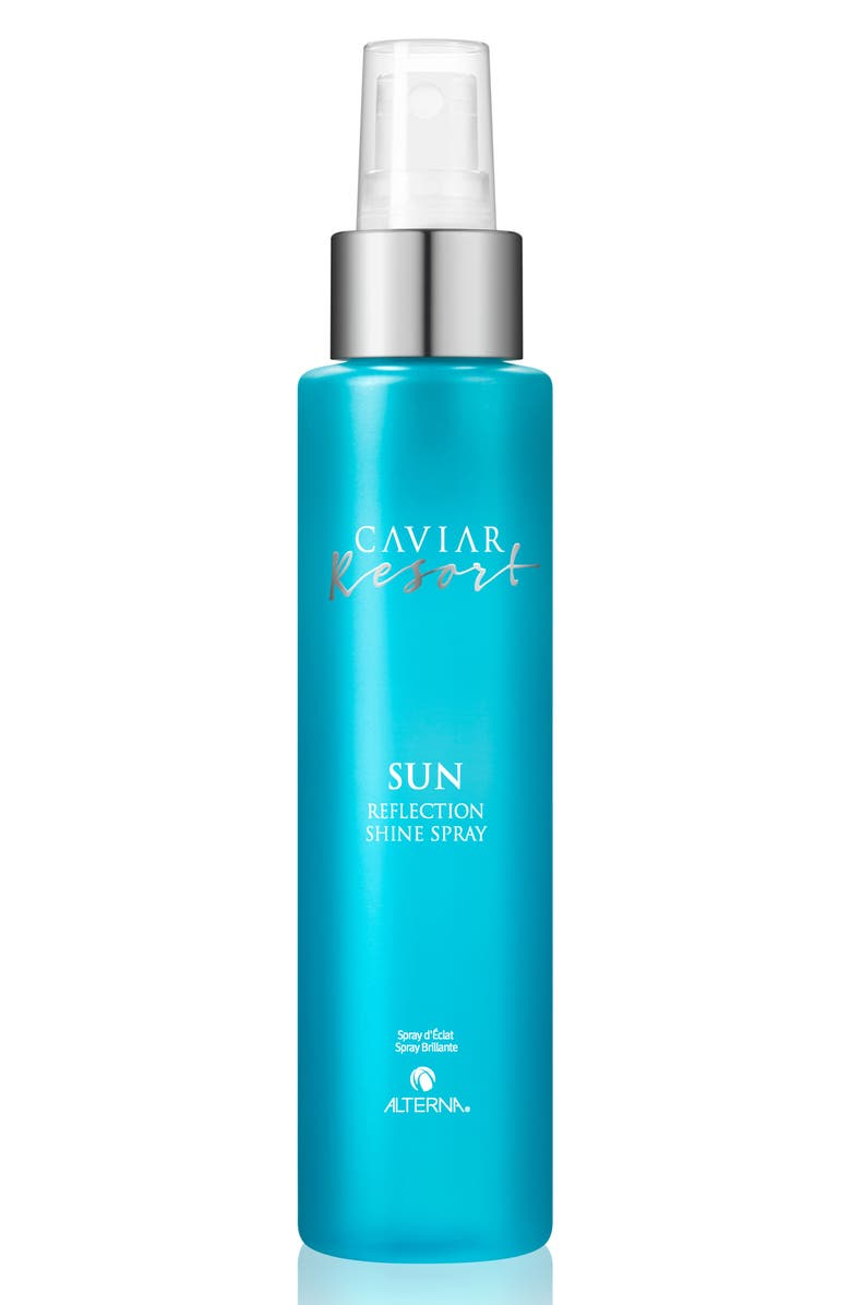 ALTERNA<SUP>®</SUP> Caviar Resort Sun Reflection Shine Spray, Main, color, 000