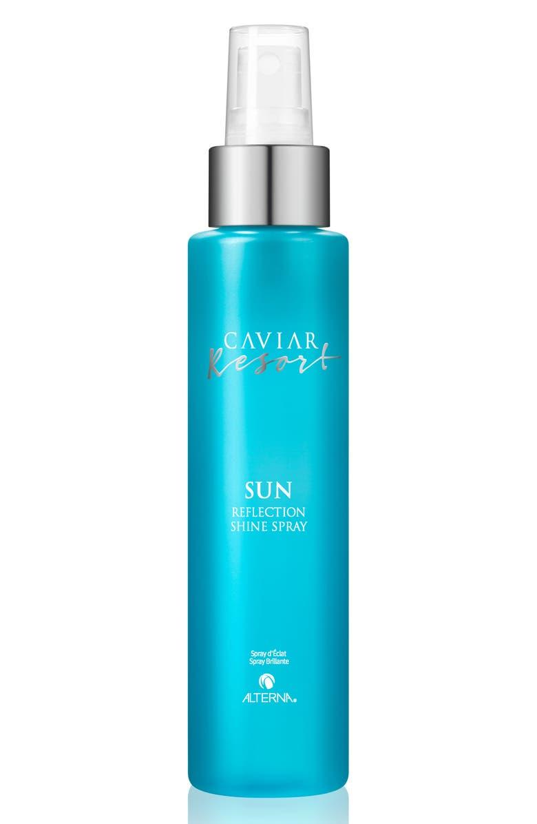 ALTERNA<SUP>®</SUP> Caviar Resort Sun Reflection Shine Spray, Main, color, NO COLOR