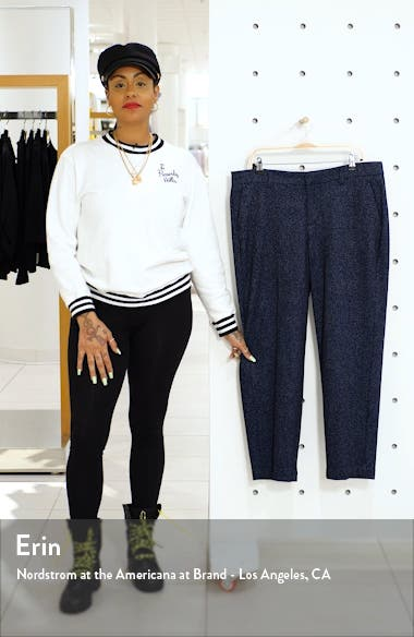 Kelsey Knit Trousers, sales video thumbnail