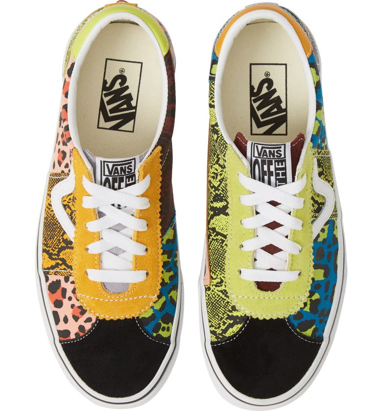 VANS Patchwork Sport Sneaker, Main, color, 300