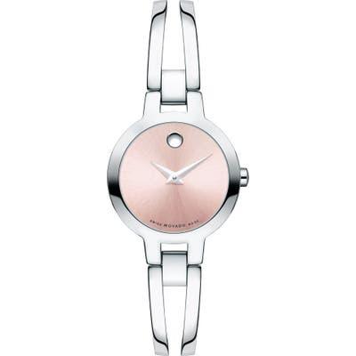 Movado Amorosa Bangle Watch, 2m