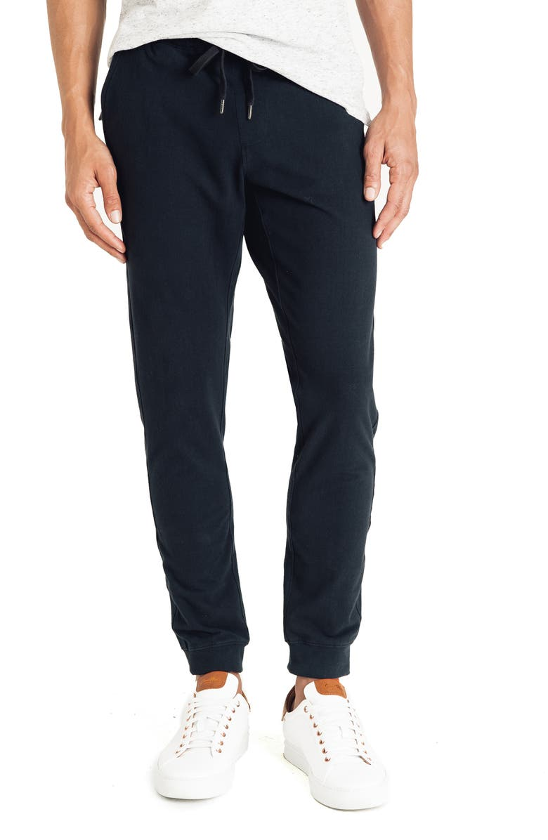 GOOD MAN BRAND Pro Slim Fit Jogger Pants, Main, color, BLACK