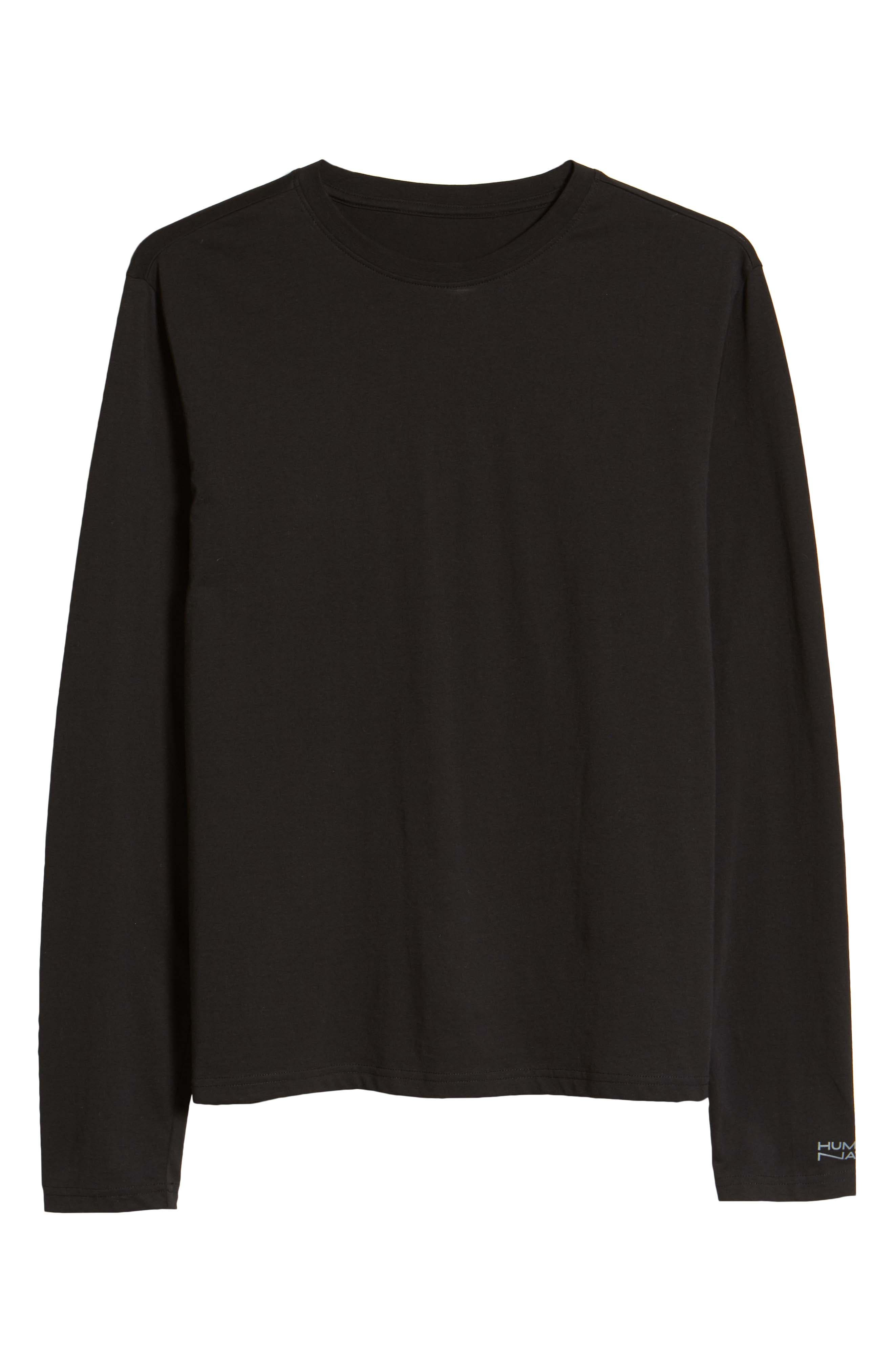 Gender Inclusive Organic Cotton Long Sleeve T-Shirt