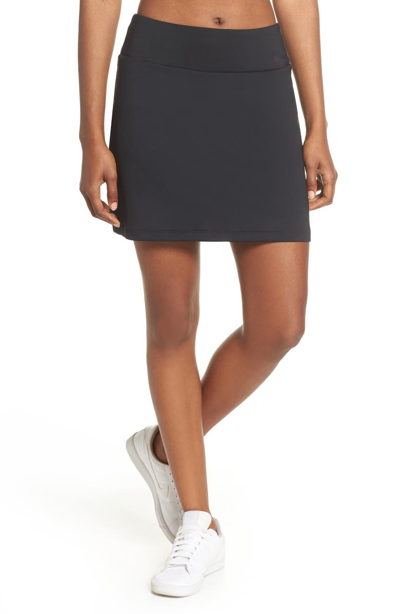 NIKE Dry-FIT Power Skirt, Main, color, 010