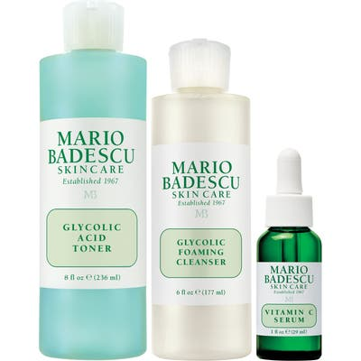 Mario Badescu Brighten Skin Care Set