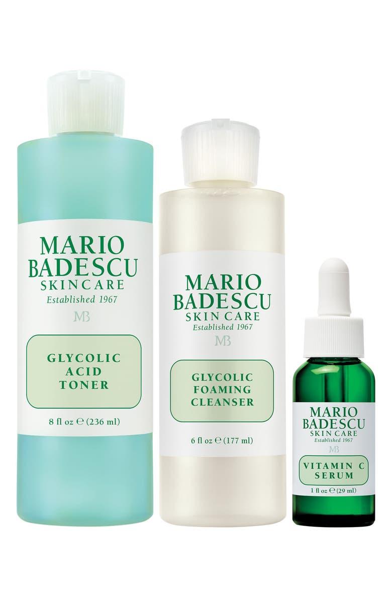 MARIO BADESCU Brighten Skin Care Set, Main, color, NO COLOR