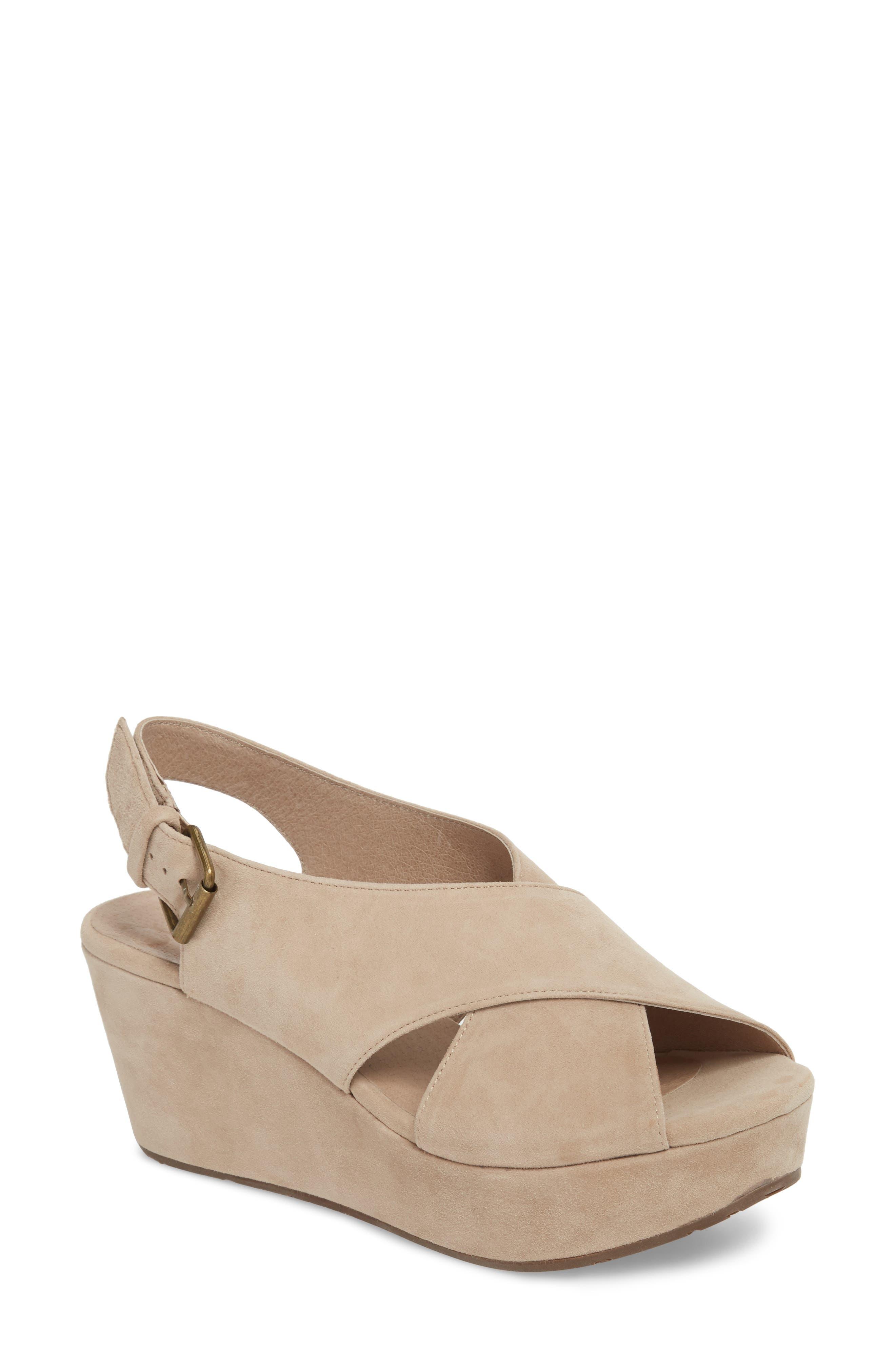 Wim Platform Wedge Sandal
