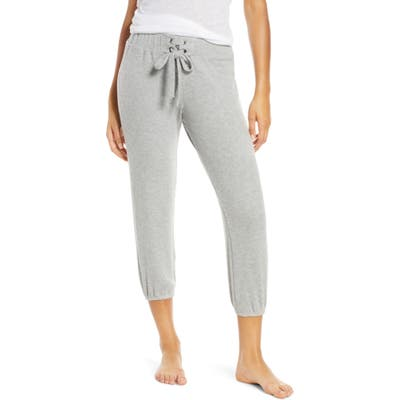Project Social T Paris Pajama Jogger Pants, Grey