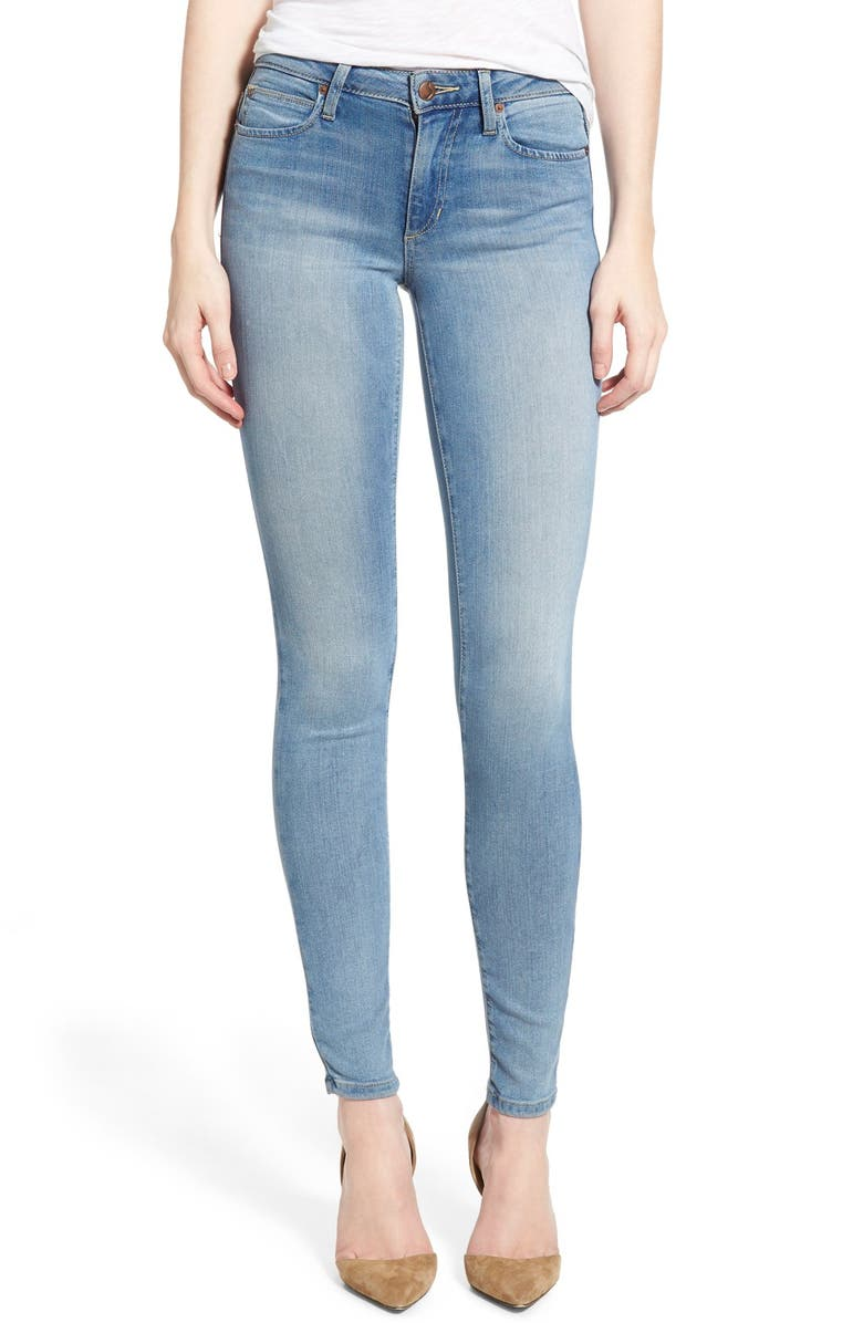 JOE'S 'Flawless - Icon - #Hello' Skinny Jeans, Main, color, 410