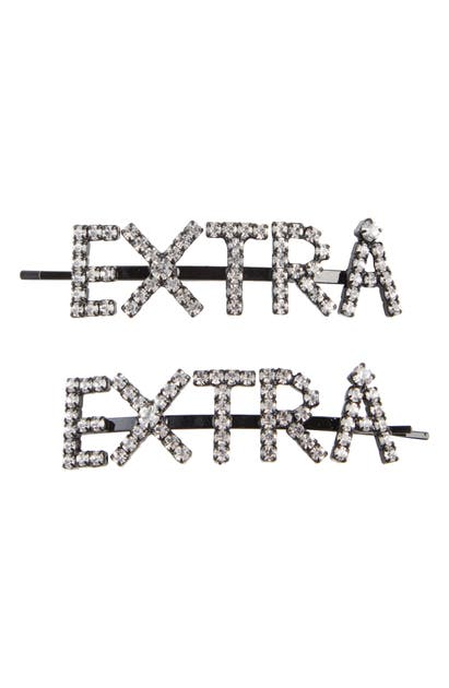 Ashley Williams EXTRA SET OF 2 HAIR PINS