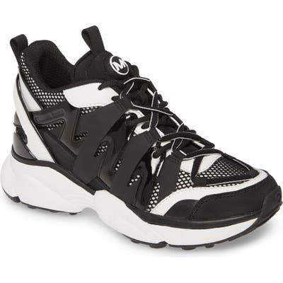 Michael Michael Kors Hero Trainer Sneaker, White
