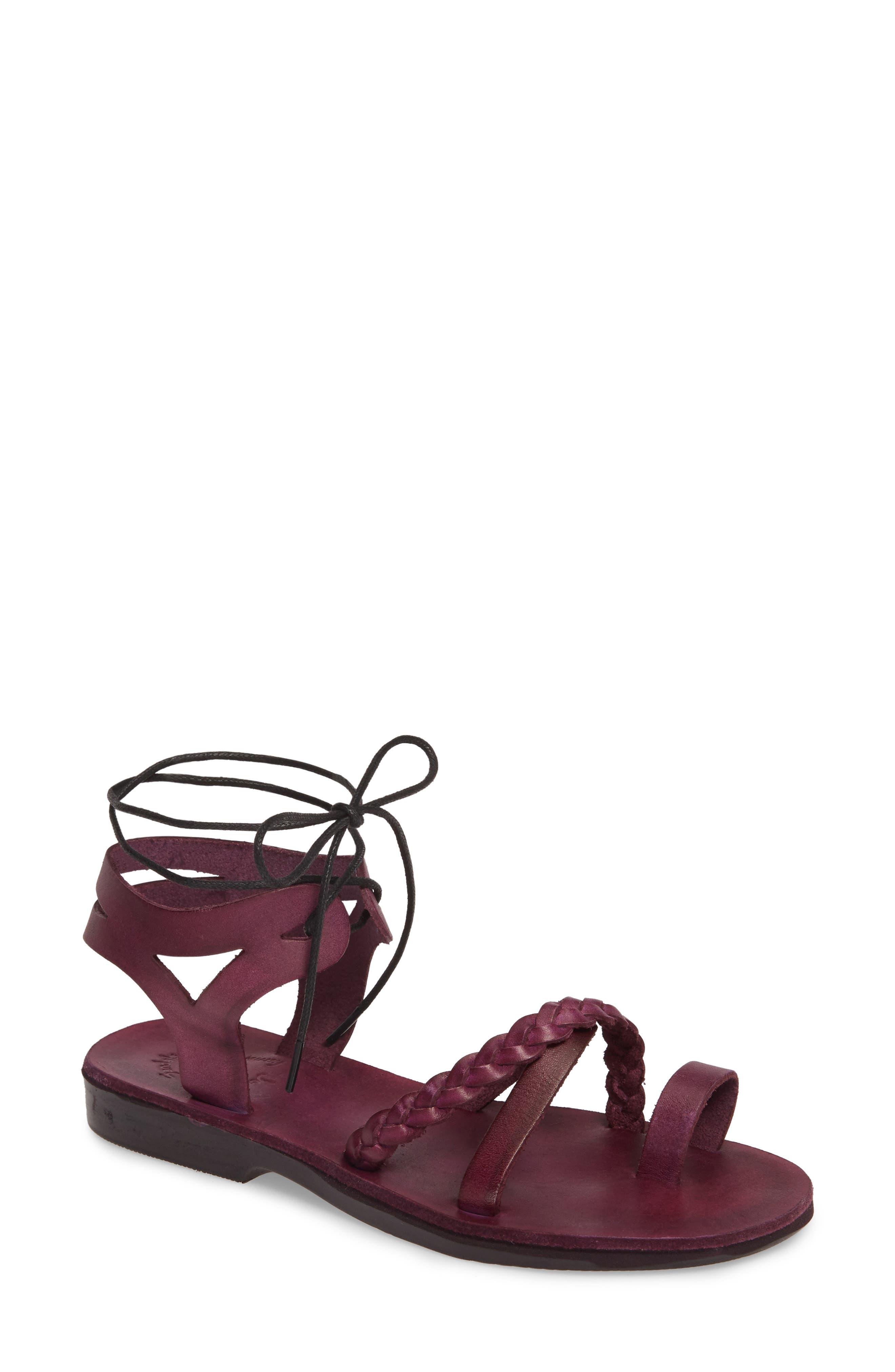 Ramah Wraparound Sandal