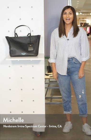 Dixiie Leather Shopper & Pouch, sales video thumbnail