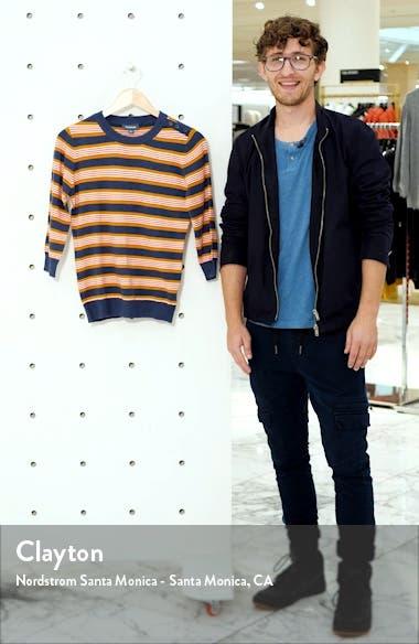 Charter School Stripe Sweater, sales video thumbnail