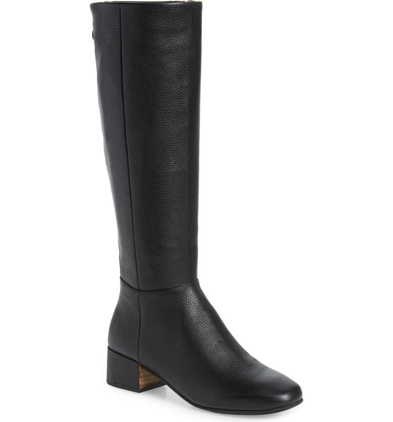 GENTLE SOULS BY KENNETH COLE Ella Boot, Main, color, BLACK LEATHER