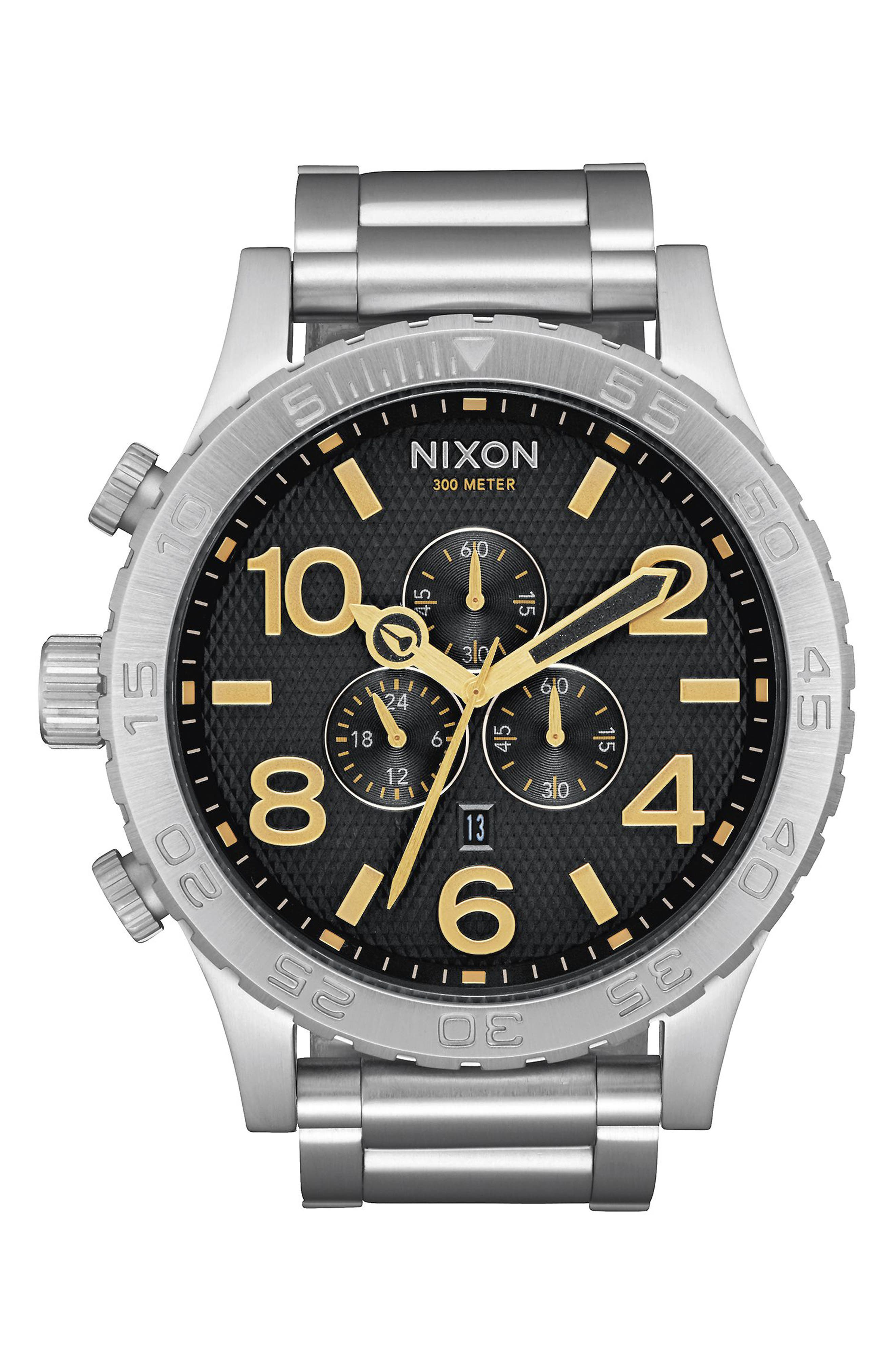 ,                             'The 51-30 Chrono' Watch, 51mm,                             Main thumbnail 24, color,                             043