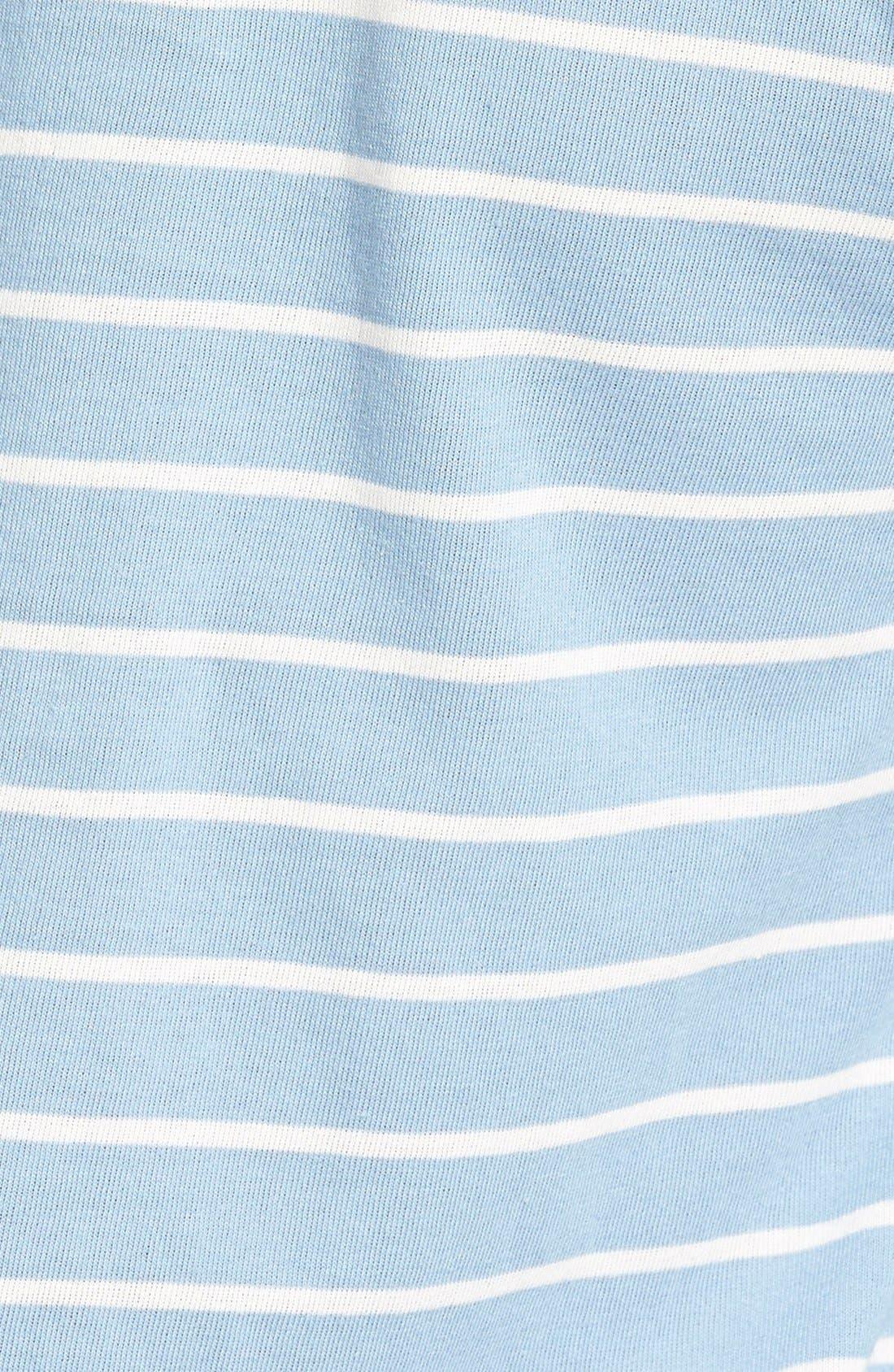 ,                             Stripe High/Low Tee,                             Alternate thumbnail 11, color,                             420