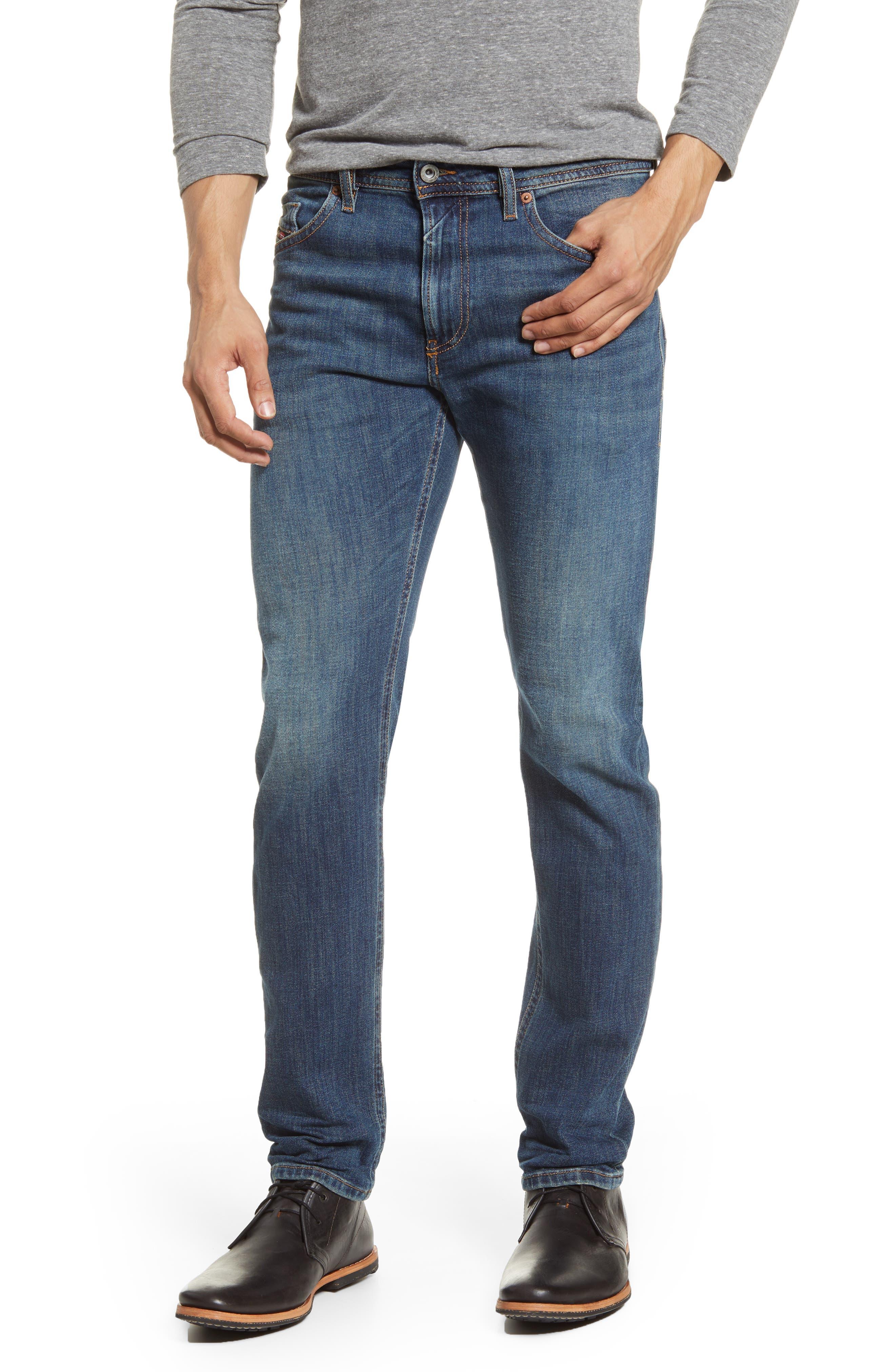 Men's Diesel Thommer Extra Slim Fit Jeans