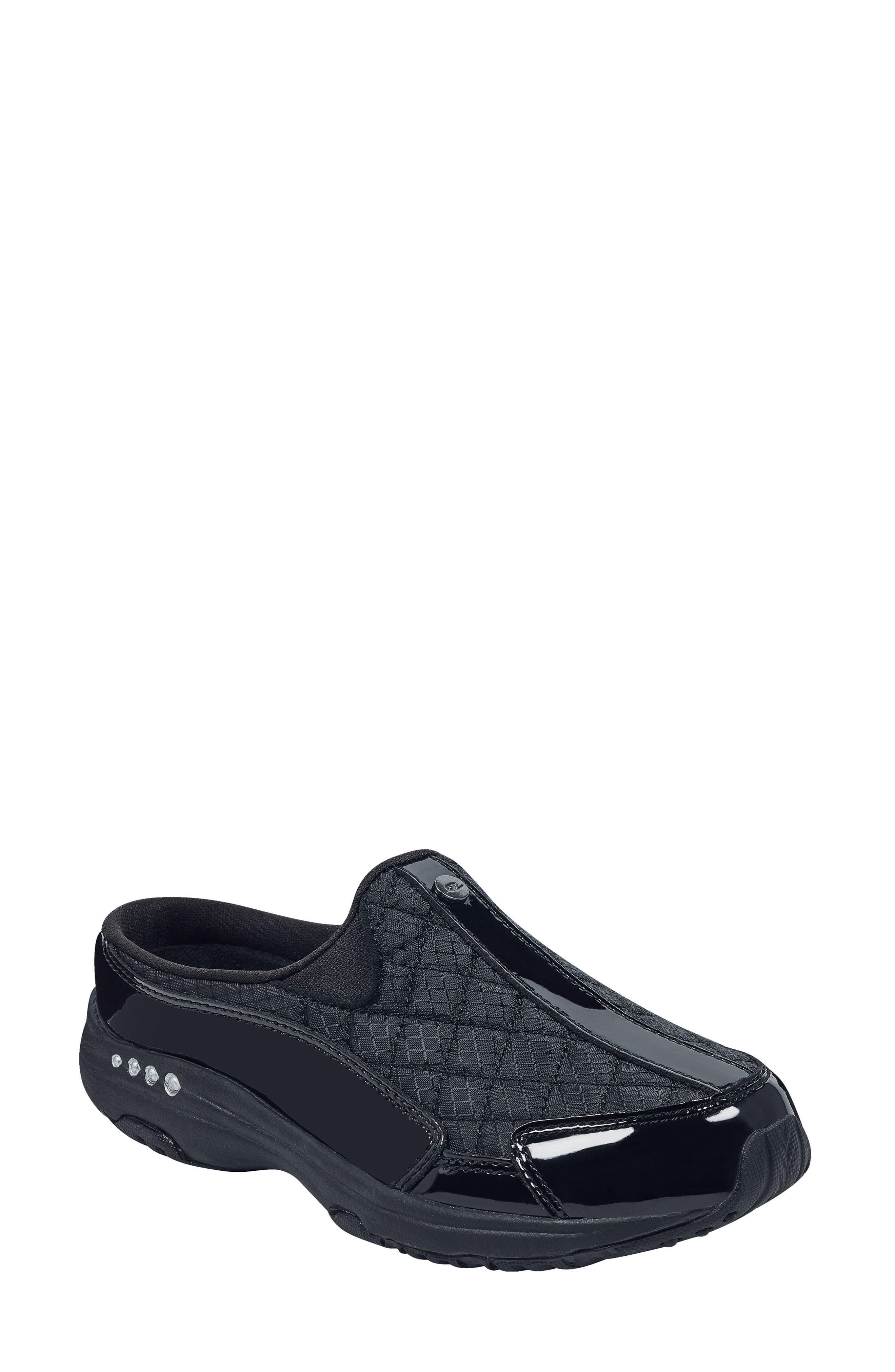 Women s Easy Spirit Traveltime Classic Clog Sneakers E568