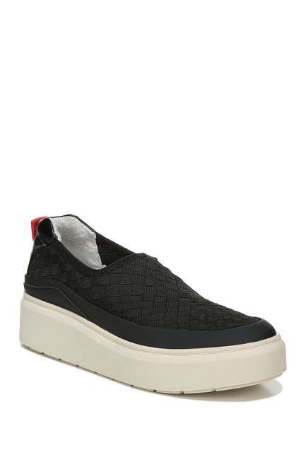 Image of Franco Sarto Lera Quilted Slip-On Platform Sneaker