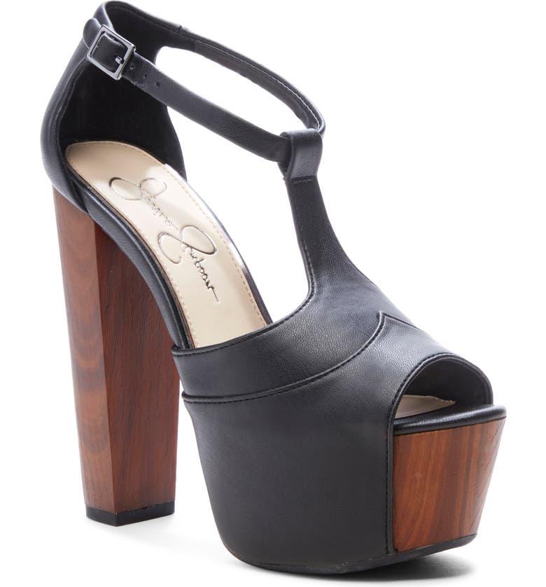 JESSICA SIMPSON 'Dany' Sandal, Main, color, 003