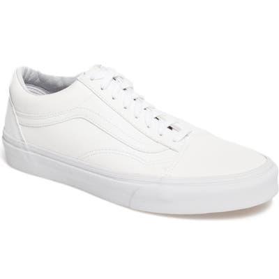 Vans Old Skool Sneaker, White
