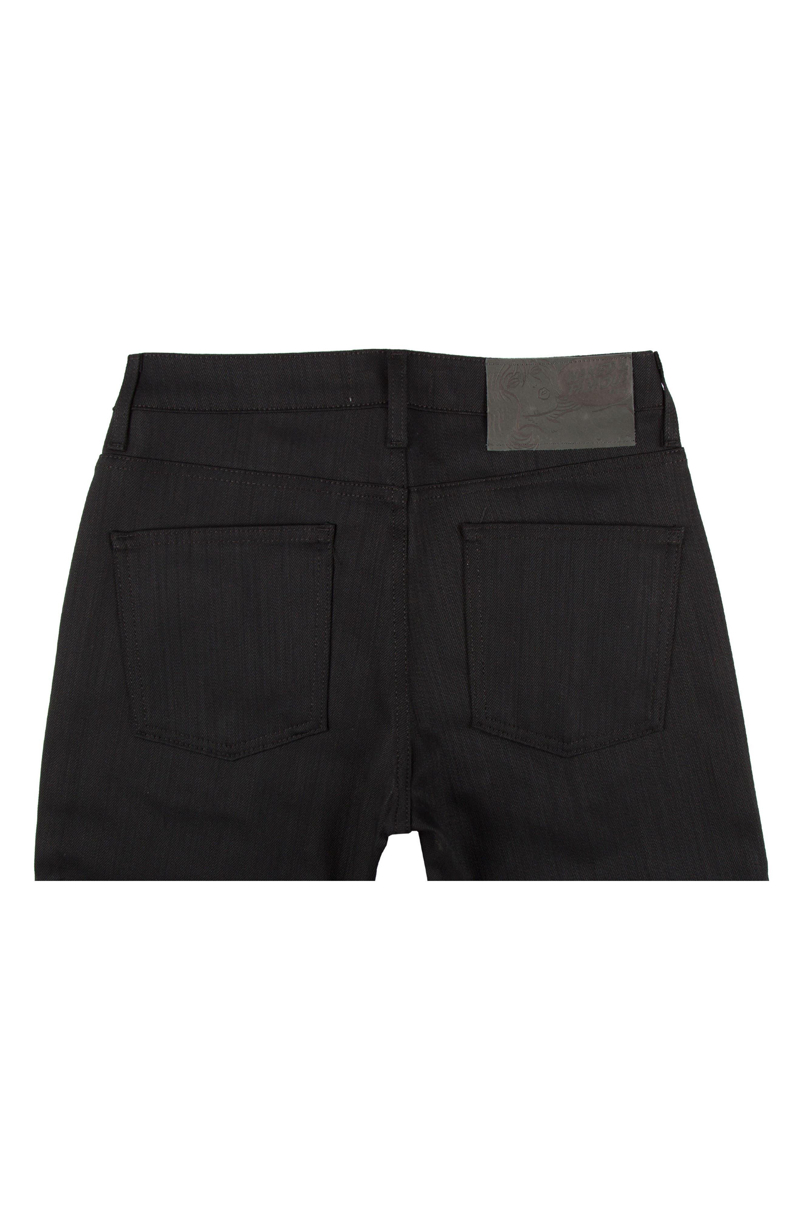 ,                             Skinny Guy Skinny Fit Jeans,                             Alternate thumbnail 10, color,                             BLACK POWER STRETCH