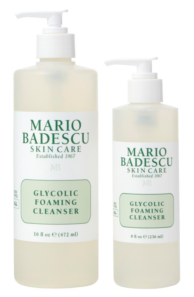 MARIO BADESCU Glycolic Foaming Cleanser Set-$64 Value, Main, color, NO COLOR