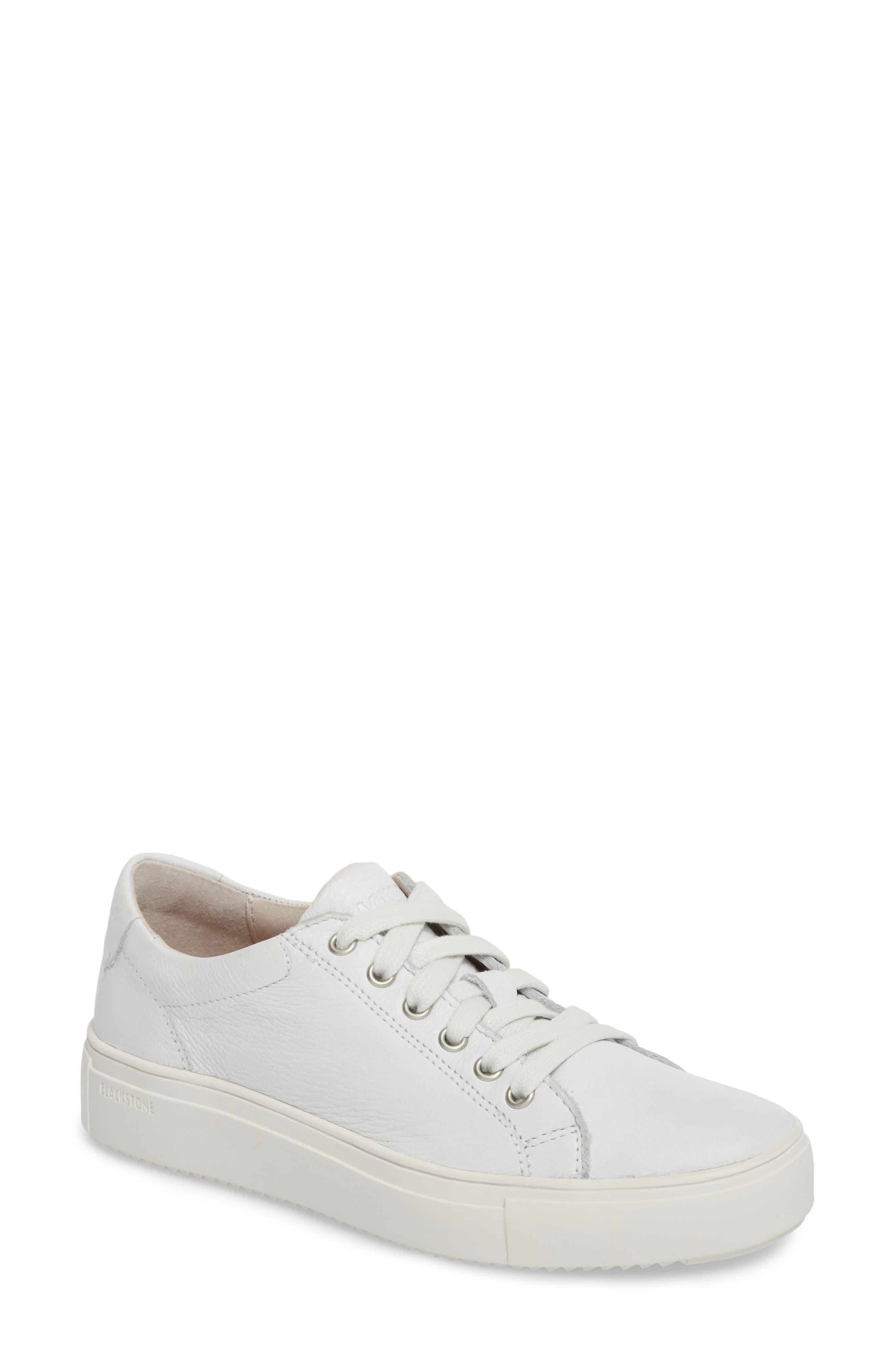 Blackstone Pl71 Low Top Sneaker, White