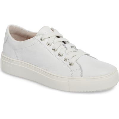 Blackstone Pl71 Low Top Sneaker, White