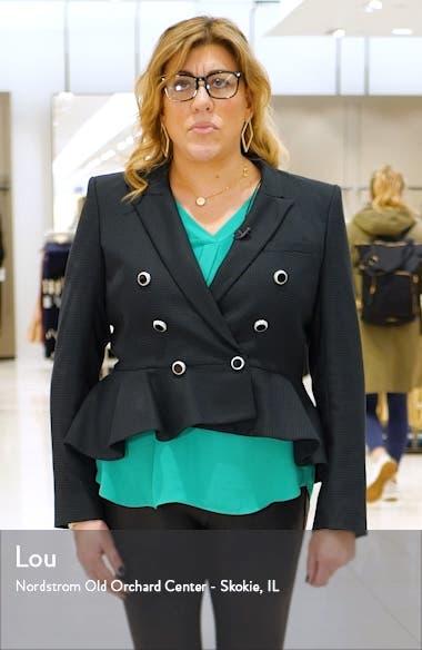 High Slit Midi Skirt, sales video thumbnail