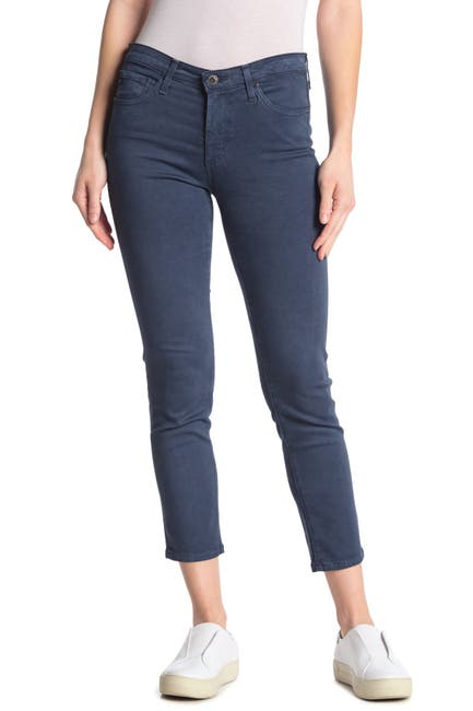 Image of AG The Prima Crop Cigarette Jeans