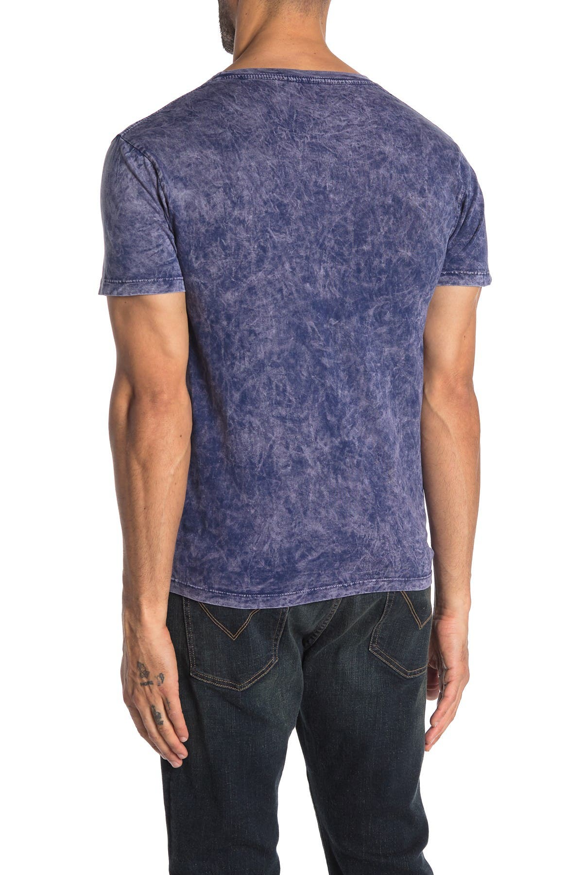 Image of Original Paperbacks South Sea Mineral Crew Neck T-Shirt