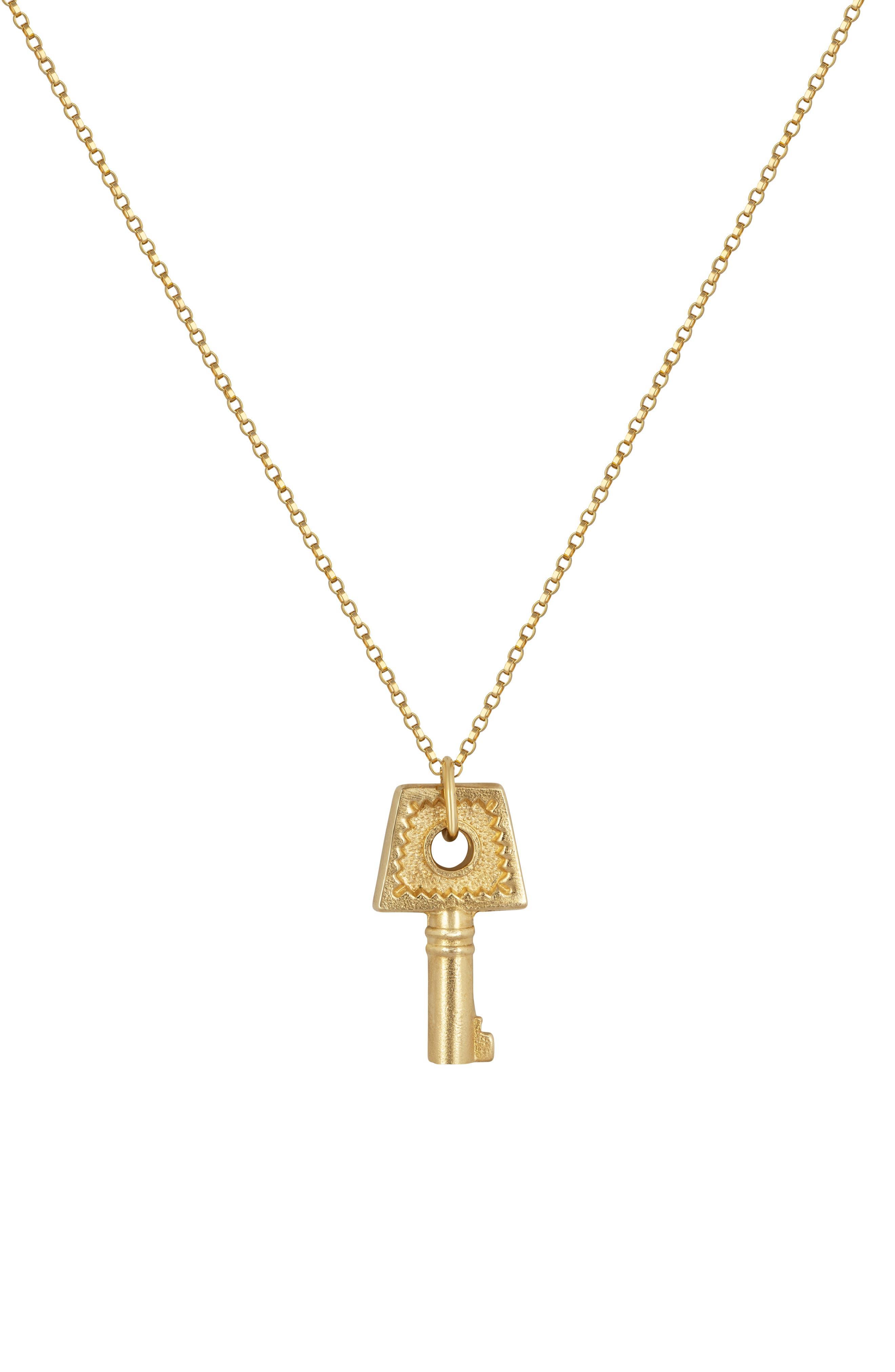 Key Note Necklace