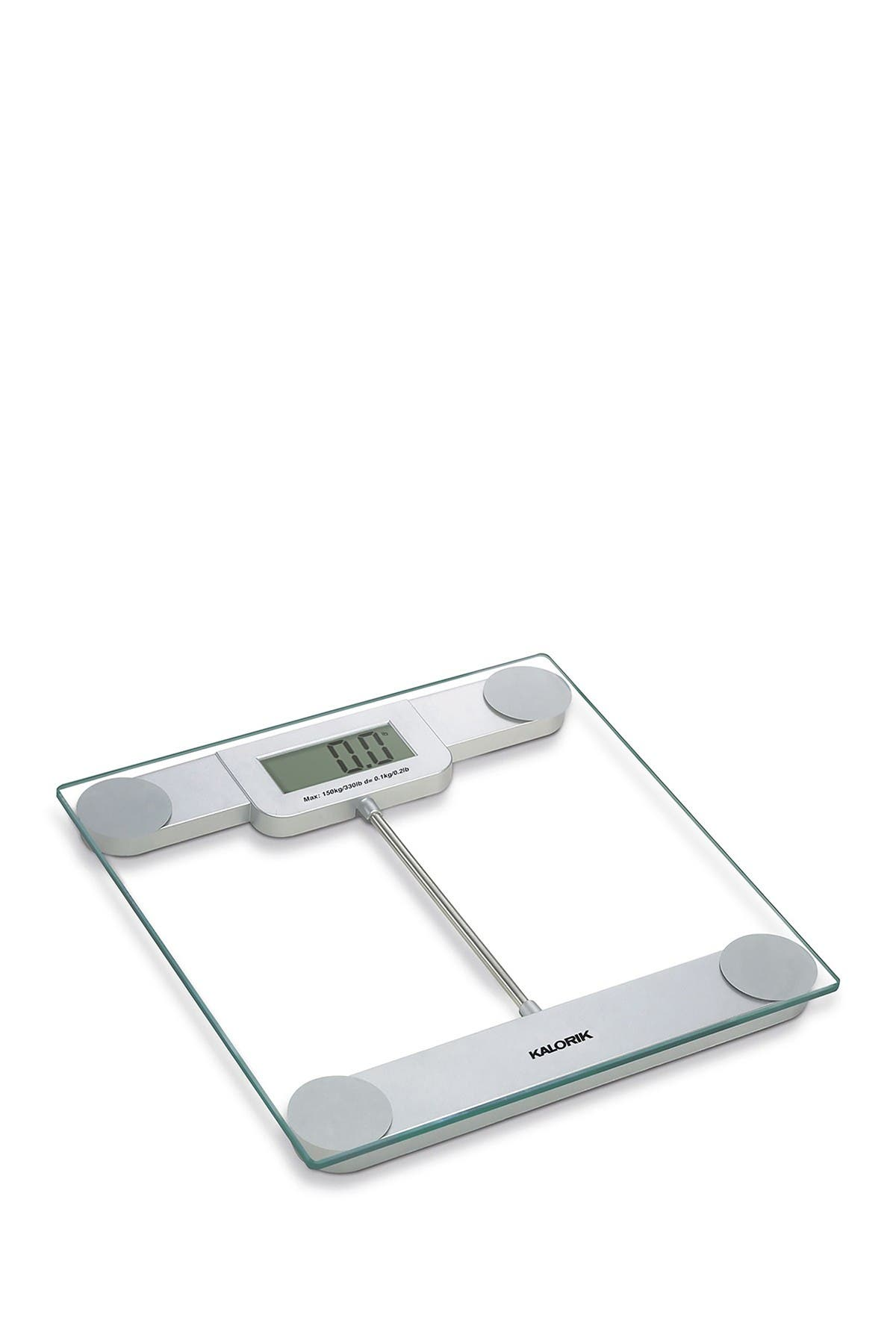 Image of Kalorik Precision Digital Glass Bathroom Scale