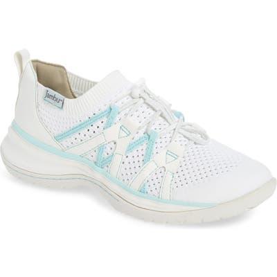 Jambu Jardin Sneaker- White