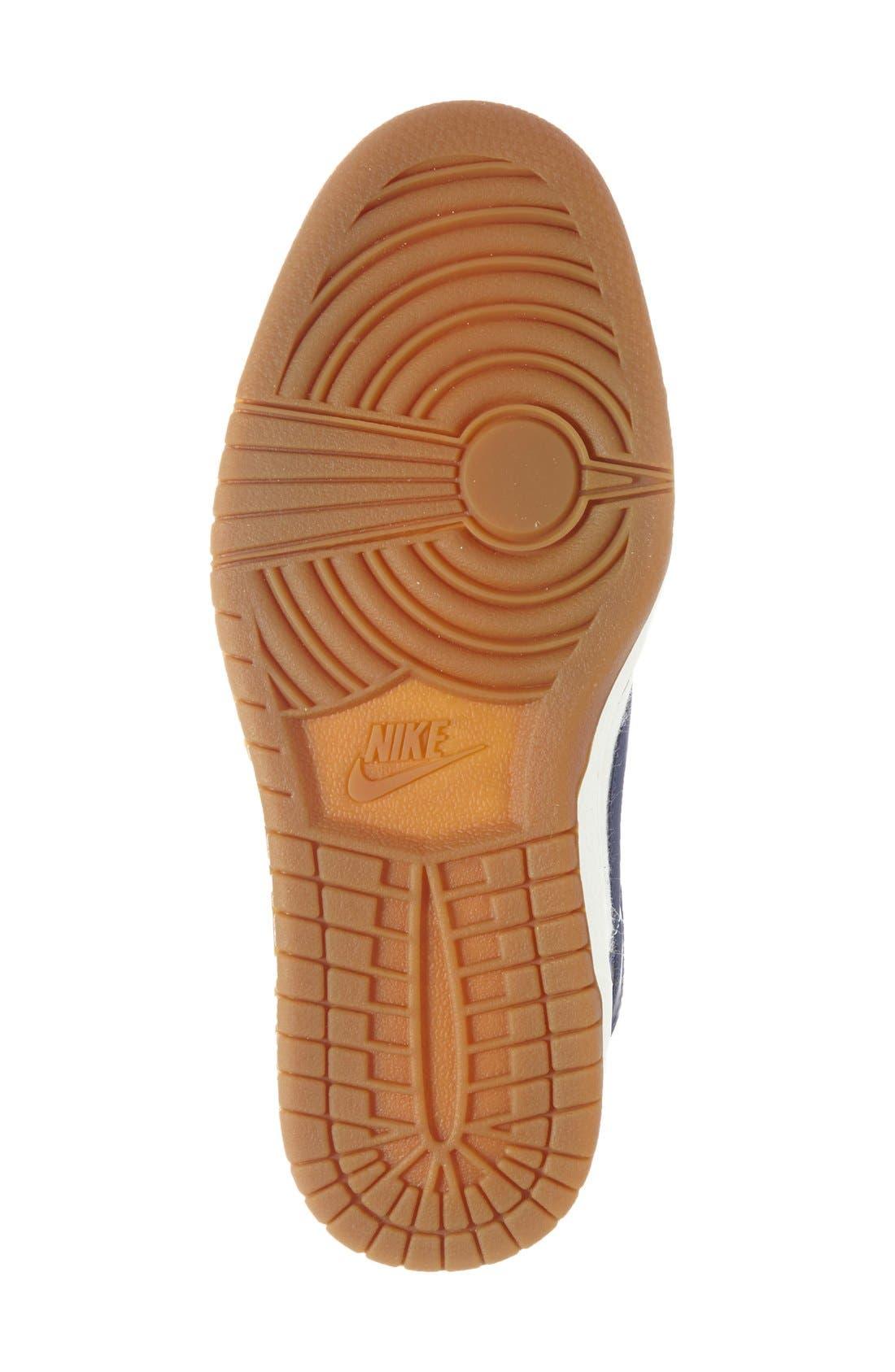 ,                             'Dunk Sky Hi - Essential' Wedge Sneaker,                             Alternate thumbnail 50, color,                             104