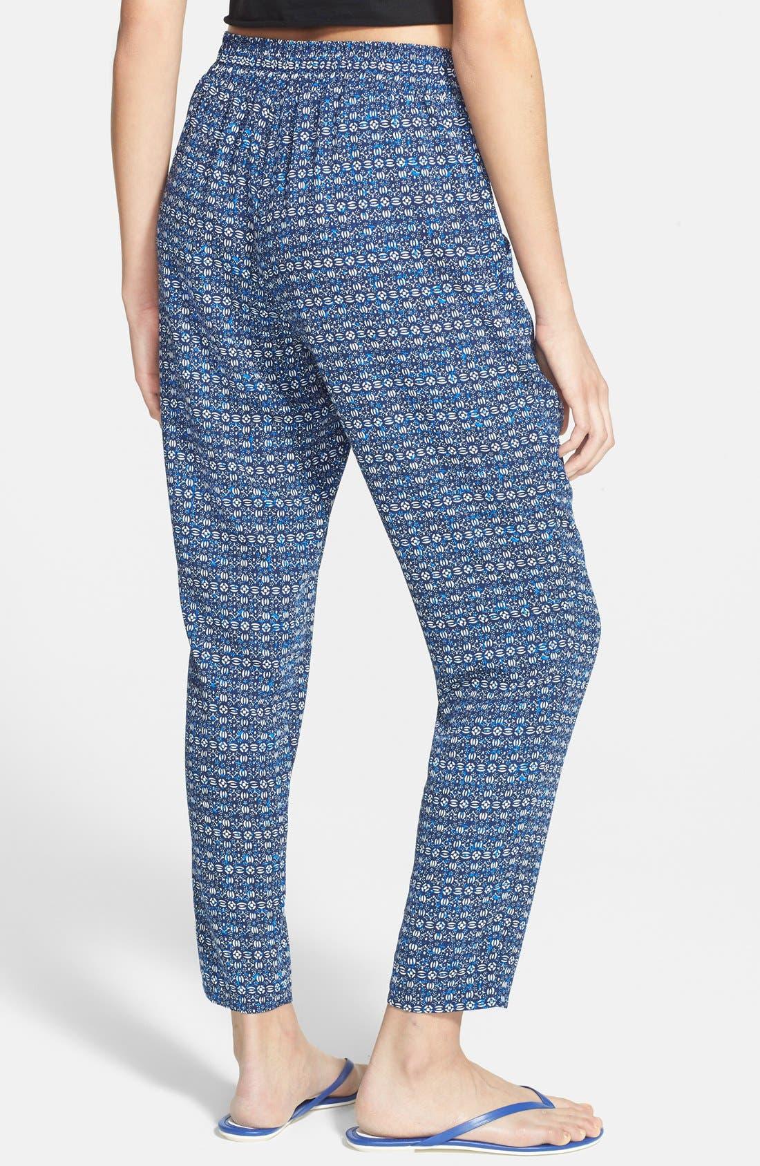 ,                             Perfect Woven Pants,                             Alternate thumbnail 14, color,                             401
