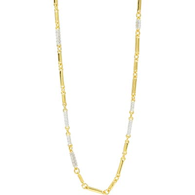 Freida Rothman Radiance Cubic Zirconia Chain Necklace