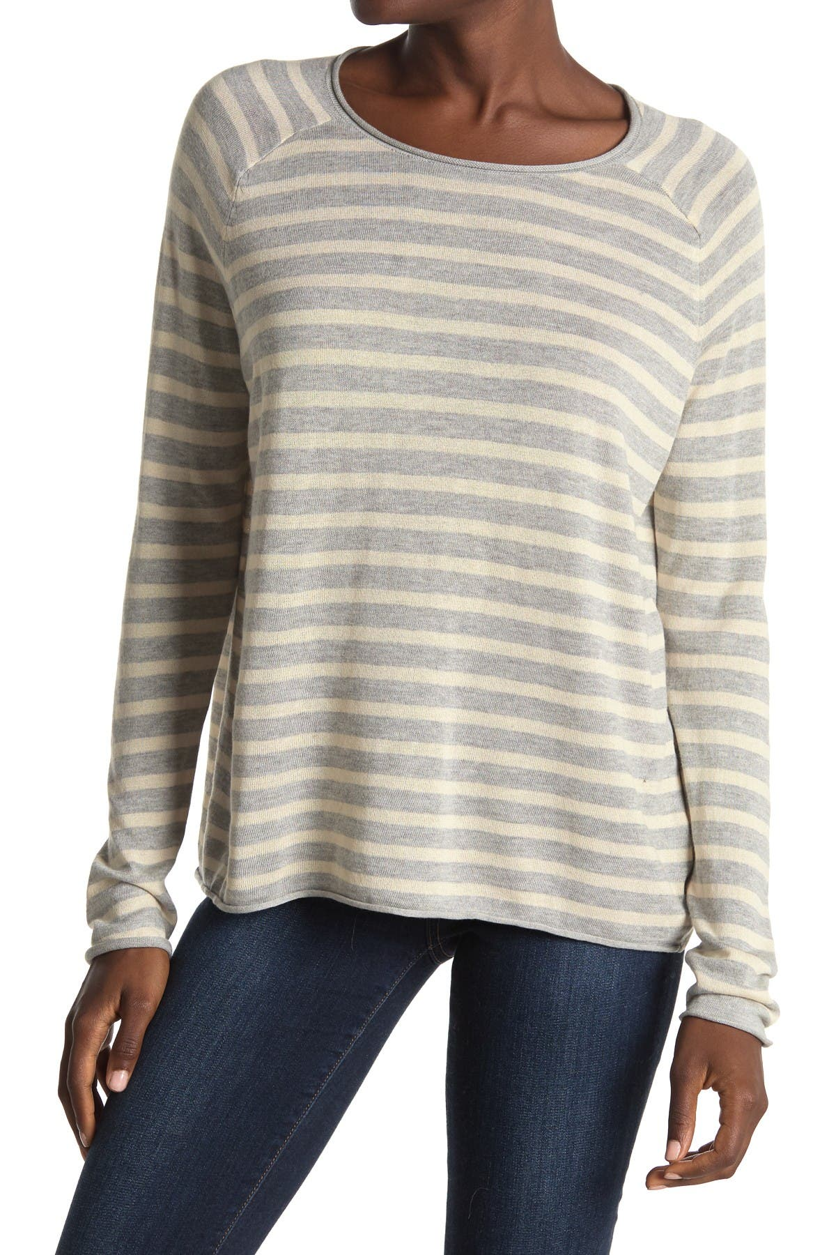 Image of Line Polly Long Sleeve T-Shirt