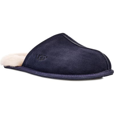 UGG Scuff Slipper, Blue