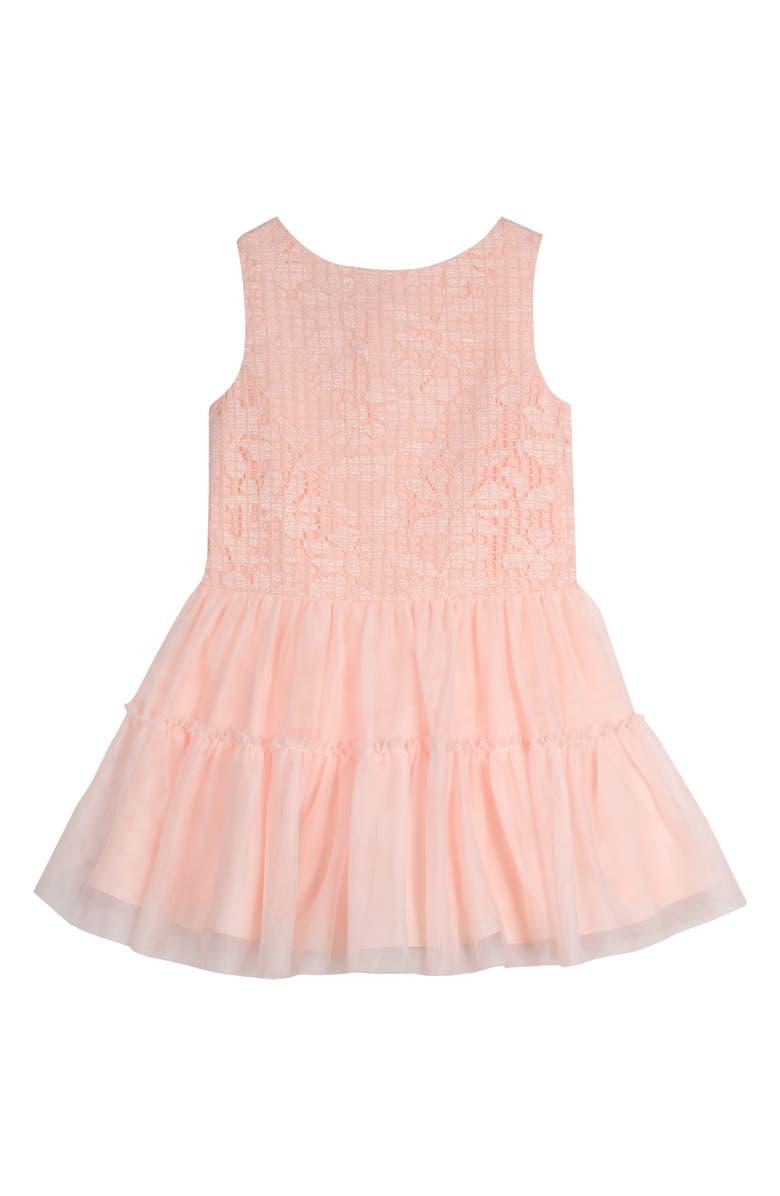PIPPA & JULIE Lace Tutu Dress, Main, color, 950