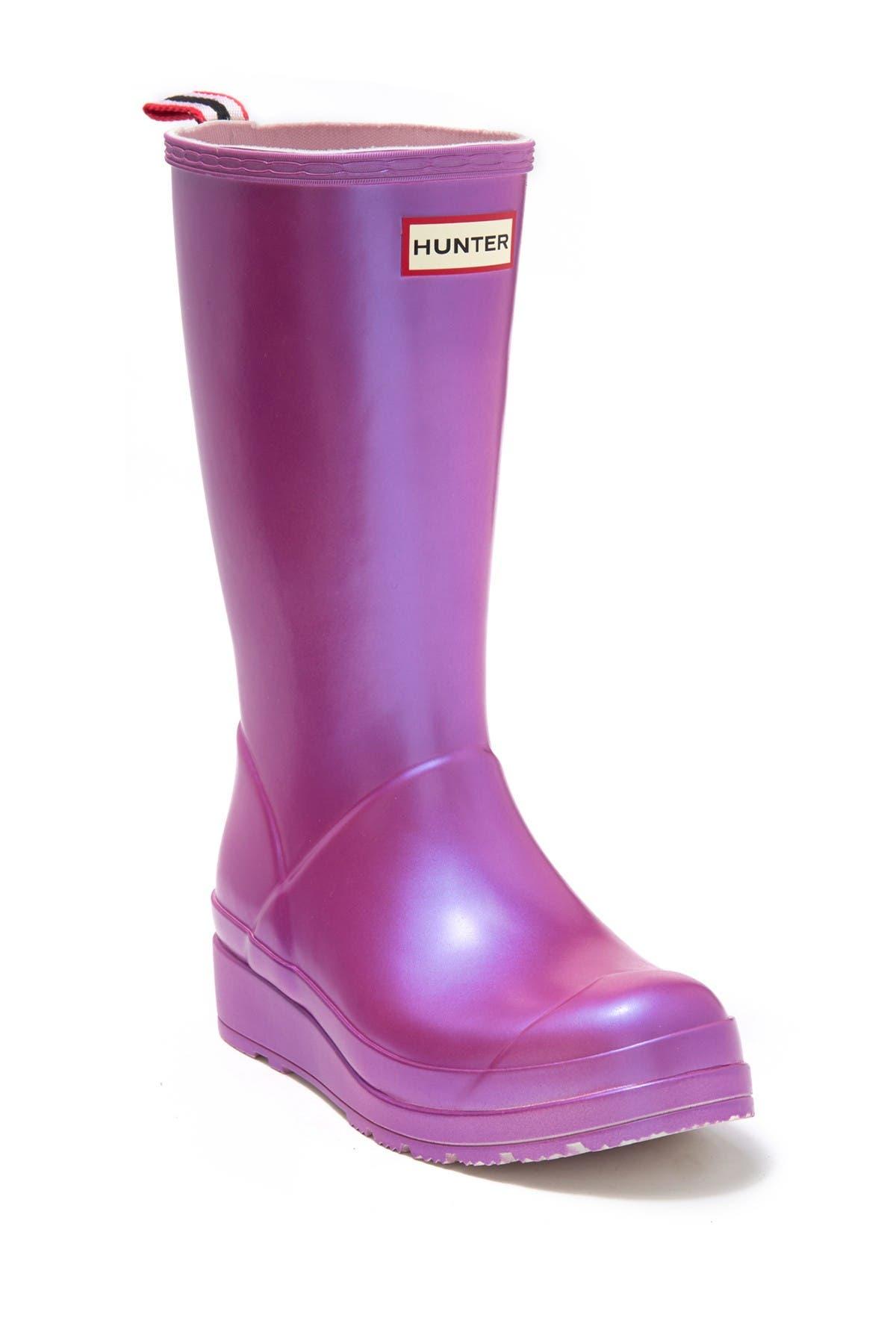 Image of Hunter Original Play Tall Nebula Rain Boot