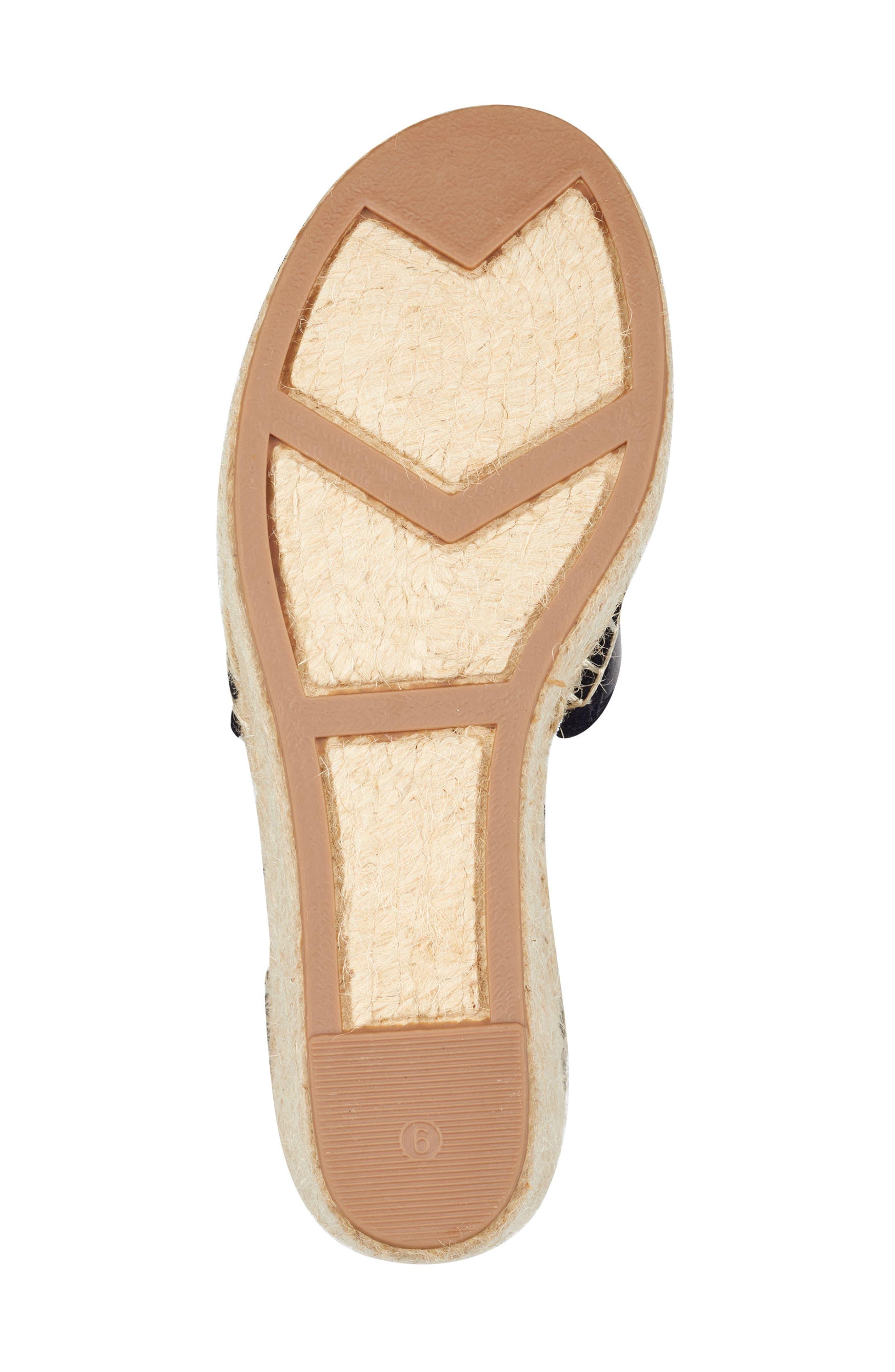 ,                             Adalla Platform Wedge Sandal,                             Alternate thumbnail 13, color,                             001