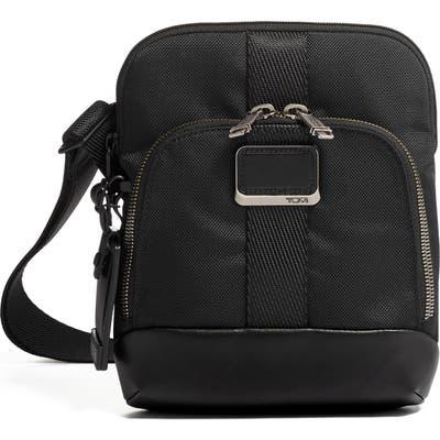 Tumi Alpha Bravo Barksdale Black Crossbody Bag - Black