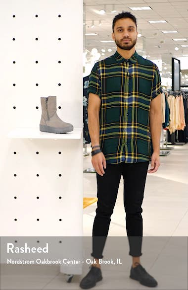 Irvine Faux Fur Waterproof Boot, sales video thumbnail