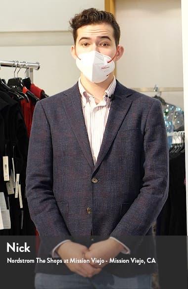Tie Shoulder Drop Waist Midi Dress, sales video thumbnail